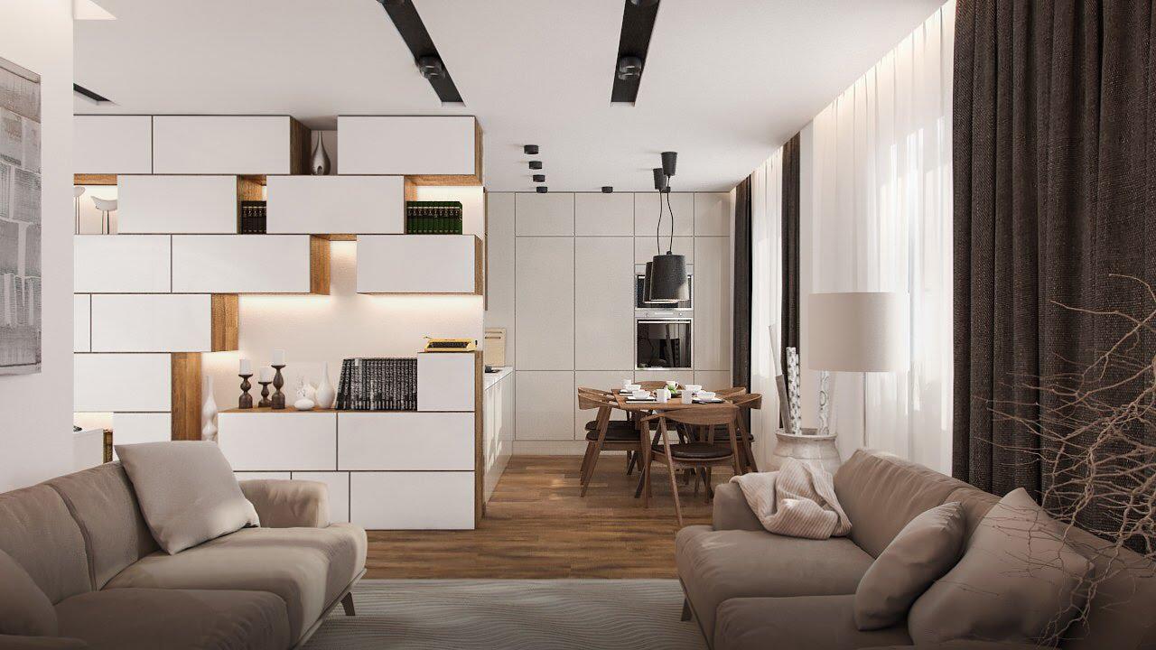 Дизайн интерьера квартир в Алматы