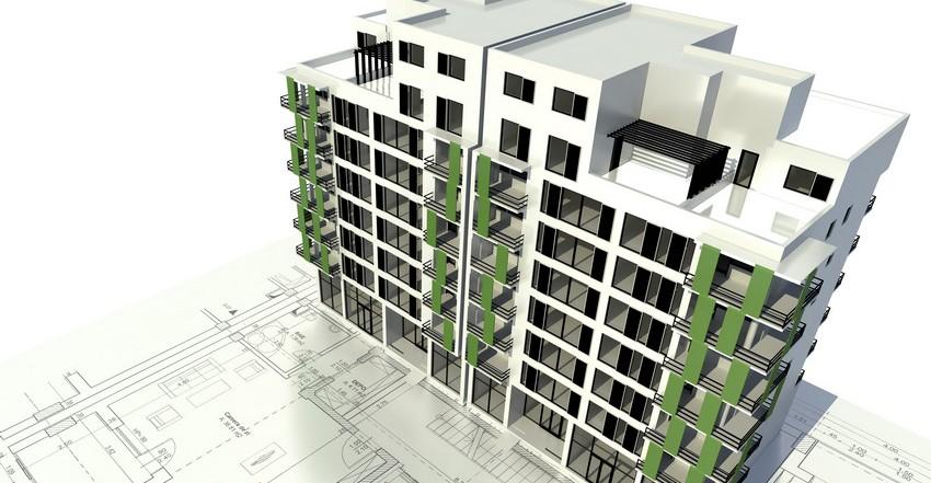 Проектирование зданий и сооружении