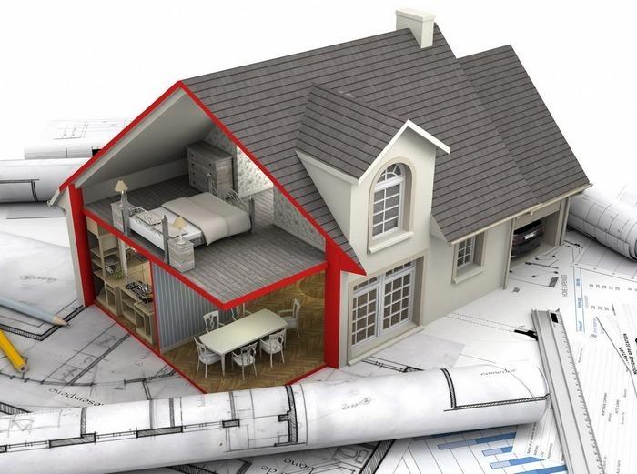 Проектирование домов в Алматы и коттеджей